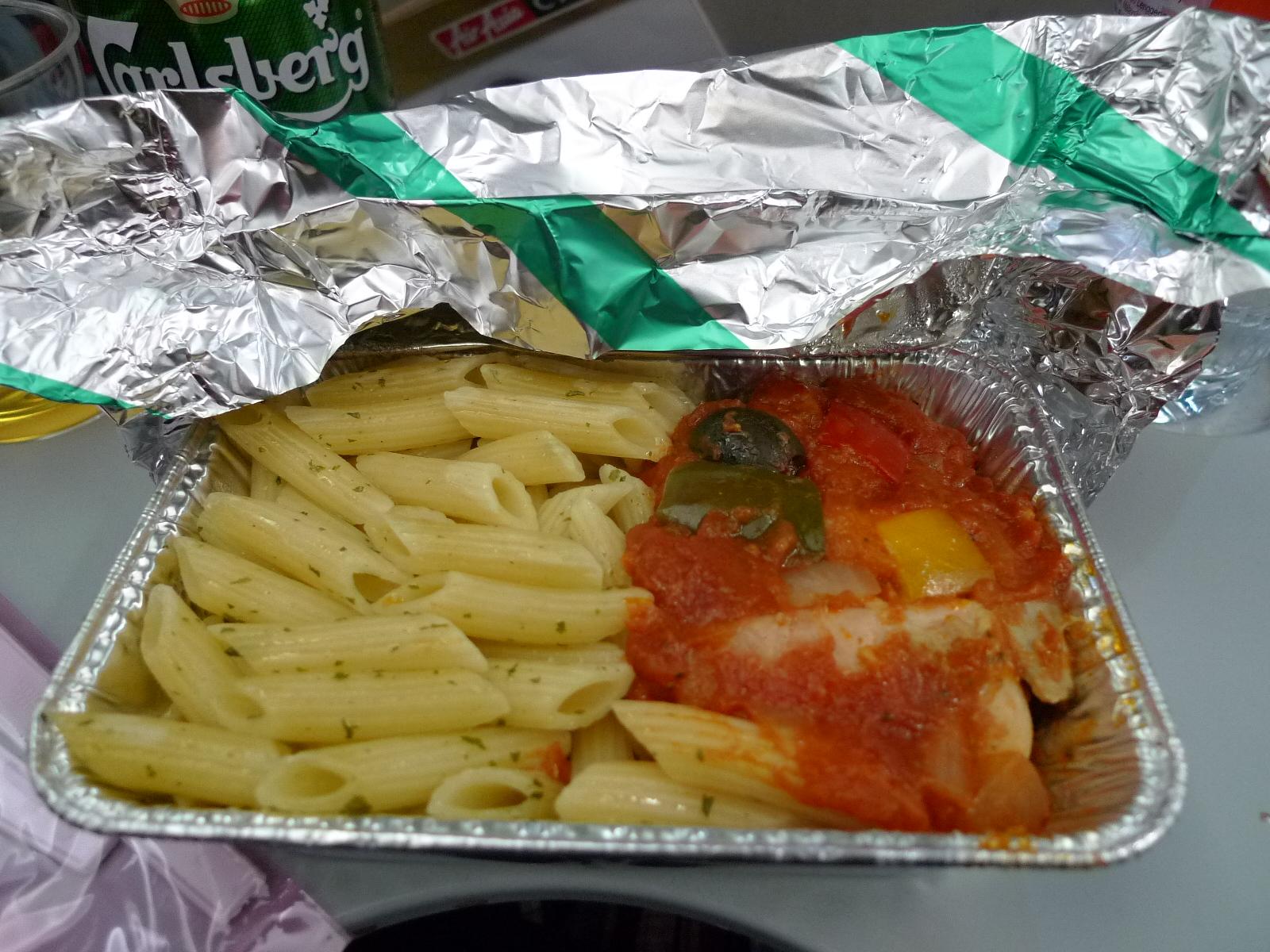 写真 多国籍料理 エアアジア(AirAsia)情報館 トップページ > 機内食を楽しむ! 多国籍
